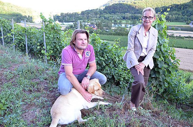 Dr. Marion und Alexander Rinke