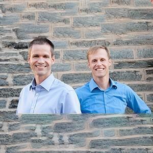 Nico Caspari & Uwe Jostock