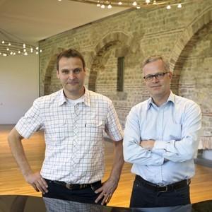 Herr Schneider und Herr Arns