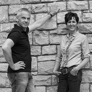 Michaela und Jochen Meintzinger