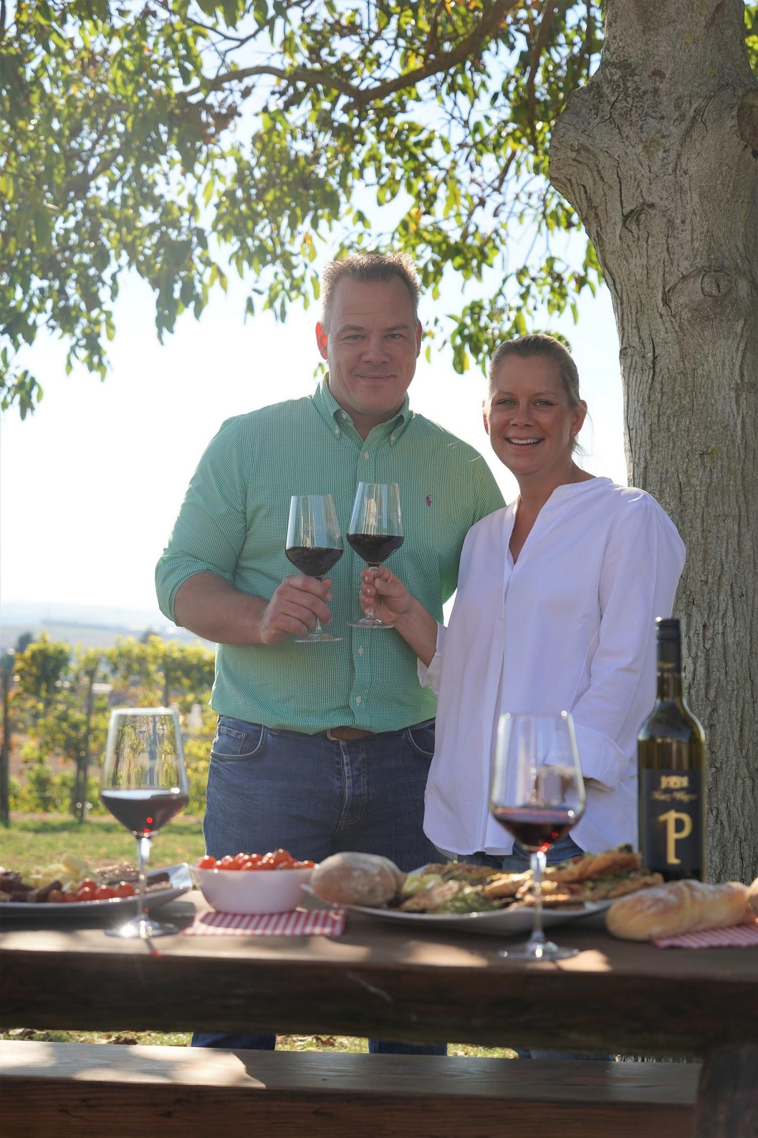 Oliver und Anja Kurz