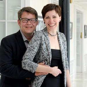Kseniya und Ferdinand Koegler