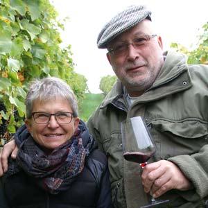 Roland und Ursula Vollmer