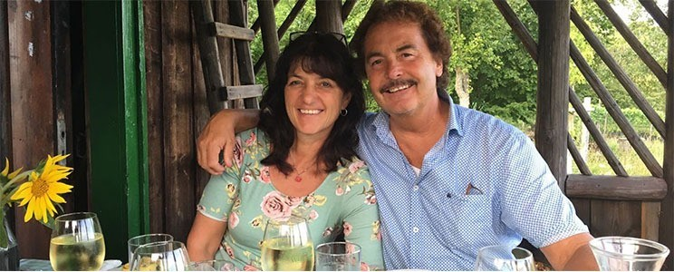 Die Weinliebhaber - Jutta und Reinhard Steinmetz