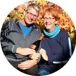 Joachim Sieben und Johanna Wagner-Sieben