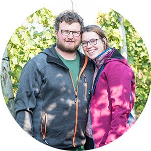 Jörg Reichert und Julia Reichert