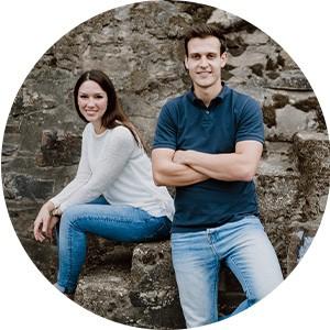 Jennifer und Christian Bindges
