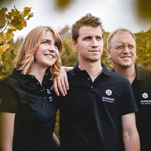 Stefanie, Ludwig & Markus Schwarz