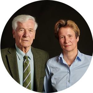 Catharina Mauritz und Franz Werner Michel