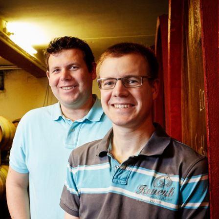 Stefan und Christian Braunewell