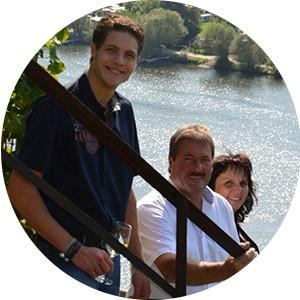 Lukas, Winfried & Sigrid Reh