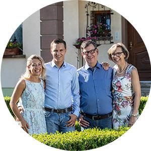 David Hochdörffer und Familie