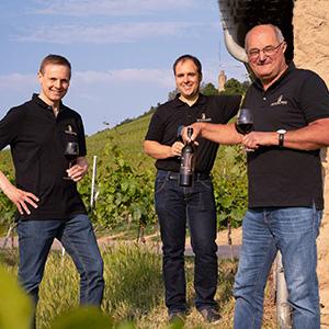Ulrich Bader, Werner Bender, Florian Seber