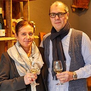 Arno Kruft und Elvira Billigen