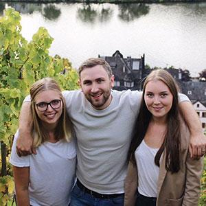 Franziska Baldes, Lydia & Maximilian Franzen