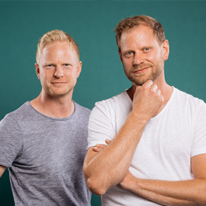 Jan und Marc Weinreich