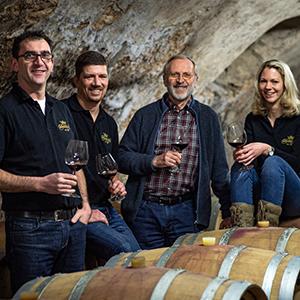 Christian Rogenwieser, Paul Rogenwieser, Markus Engel, Tanja Bader