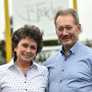 Birgit und Bernd Frieden