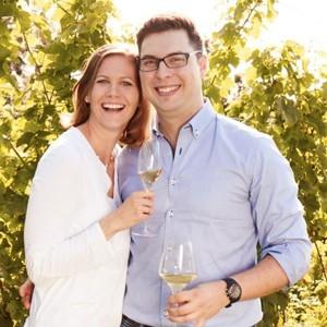 Christine und Mark Barth