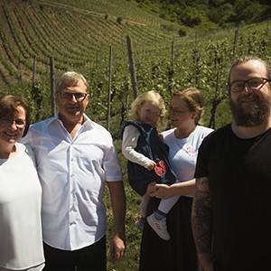 Familien Kaufmann und Löllmann