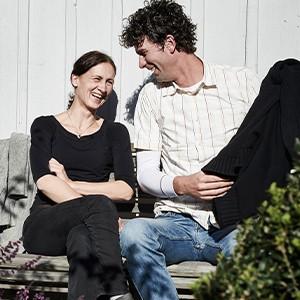 Janine und Claudius Haug