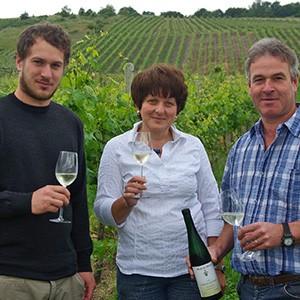 Doris, Frank und Martin Prüm