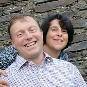 Stefan Rauen und Doris Adams-Rauen