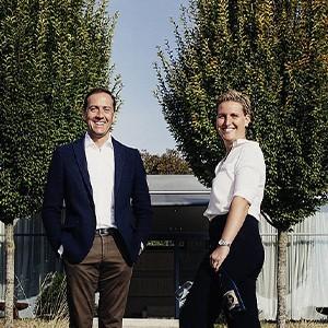 Carolin Spanier-Gillot & H.O. Spanier