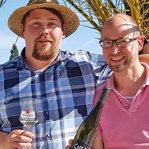 Lukas Schmidt und Markus Meier