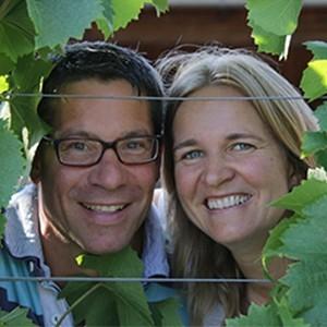 Christian Häußermann und Frau