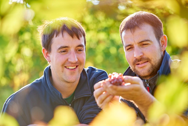Paul und Sebastian Geil
