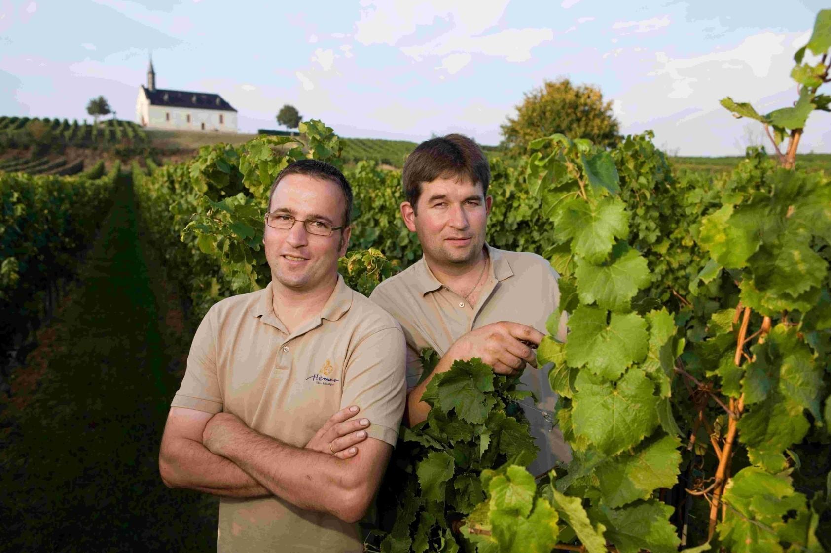 Stefan und Andreas Hemer