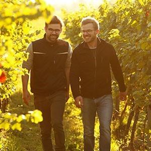 Simon und Gabriel Scheuermann