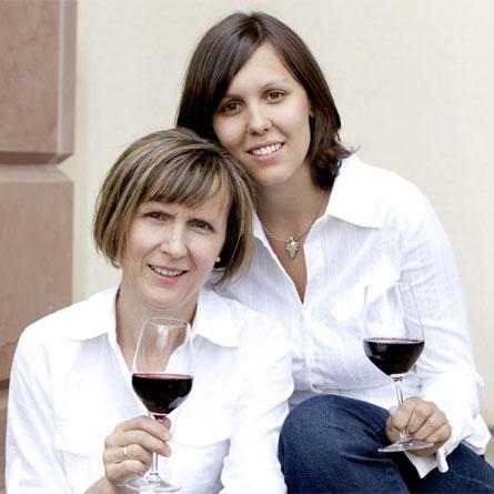 Anna und Lieselotte Hochdörffer