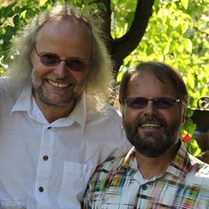 Christian und Hans Friedrich