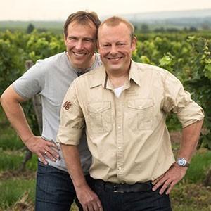 Bernd und Ralf Schönleber