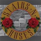 Stairs n' Roses