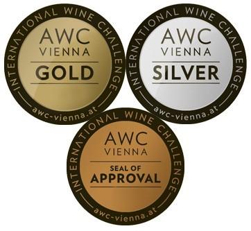 Die Medaillentypen der AWC Vienna