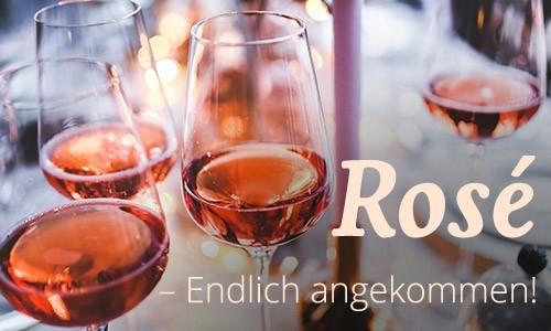 Banner Rosewein