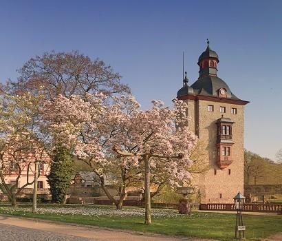 Wohnturm Schloss Vollrads