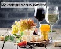 Welcher Wein zu Käse