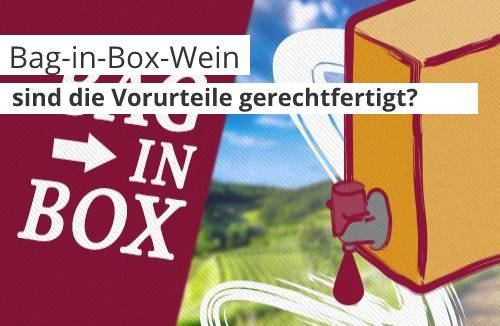Bag-In-Box-Wein