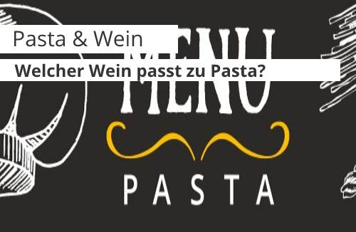 Wein zu Pasta