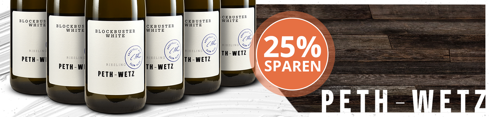 Peth-Wetz Blockbuster White Riesling