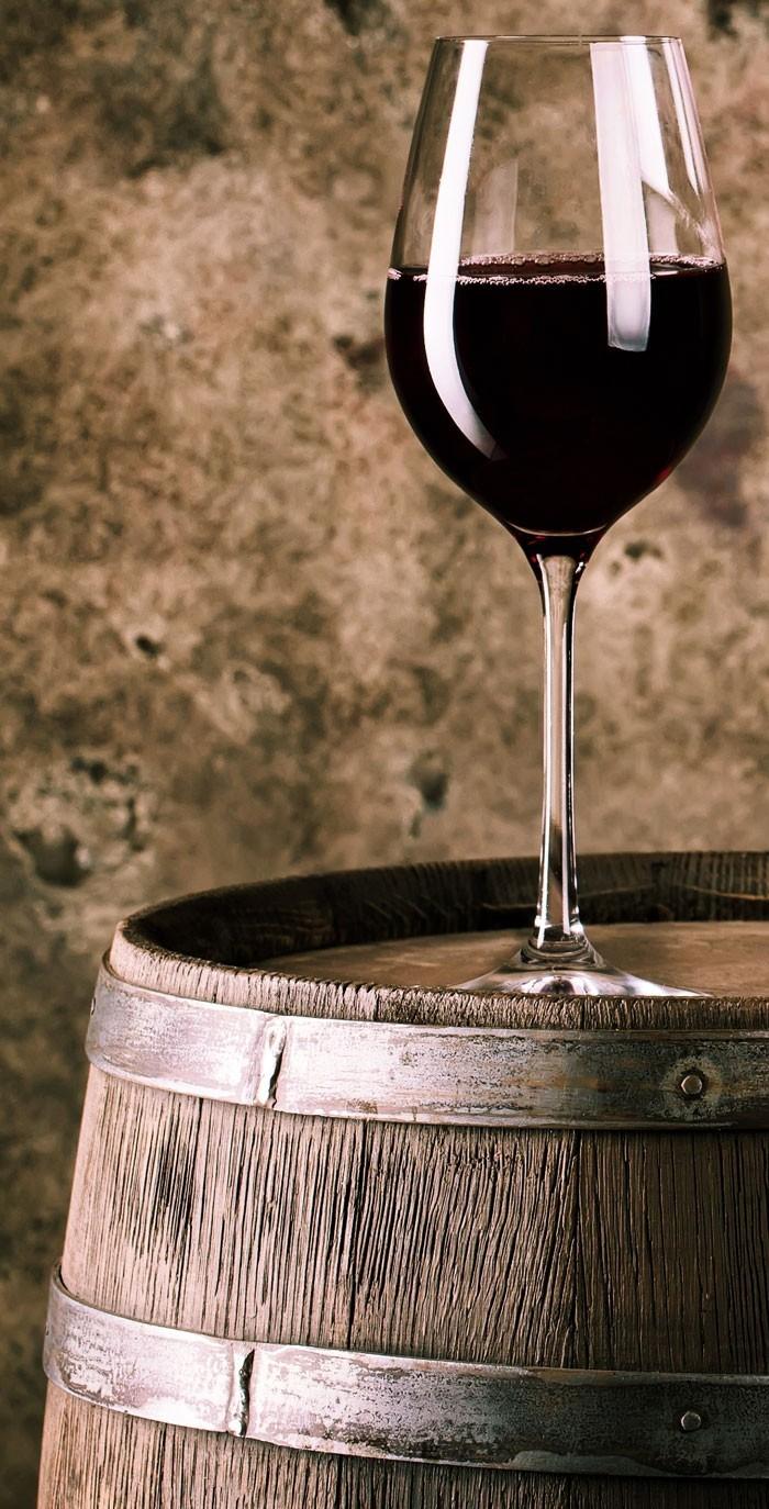 Wein aus dem Fass