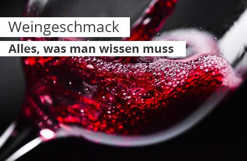 Weingeschmack